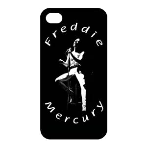 Custom Freddie Mercury Back case for iphone4,4S Designed by HnW Accessories by mcsharks