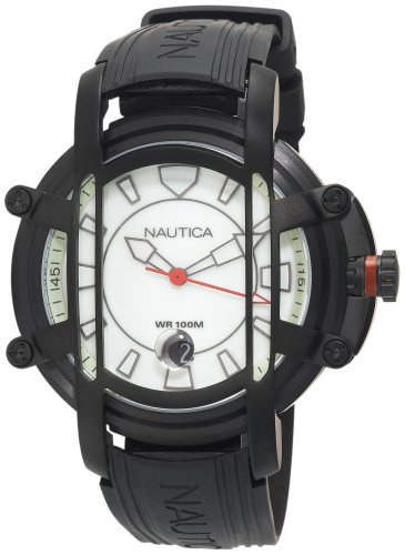 Nautica N27507X NMX300 Black Resin
