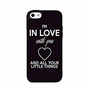 Caitin I'm In Love With You And All Your Little Things Cell Phone Cases Cover for iPhone6 4.7