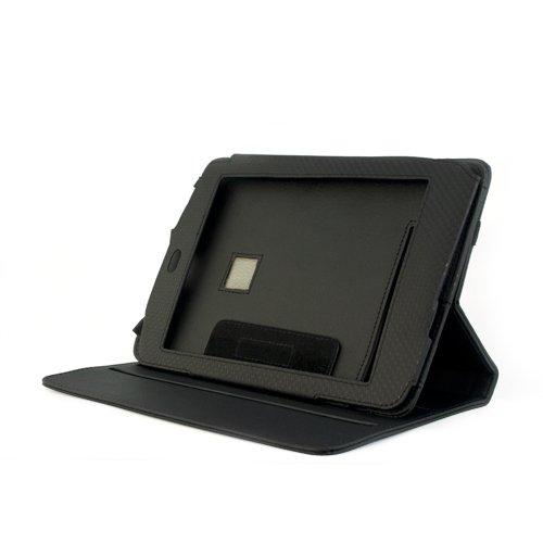 Evecase Funda de piel Para ASUS Tablet PC negro Archos 80 G9 8