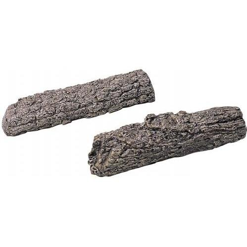 Peterson Gas Logs 9 Inch Decorative Oak Branches - Set Of 2 by Peterson Gas Logs