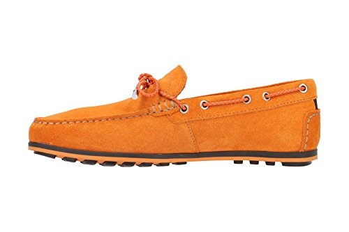 Menns Geox C7012 Oransje Leiligheter 00022 Loafer U824lb U77qwdS