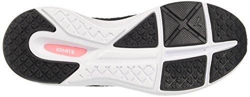 Black XT de Mesh White Wn's Puma Pulse Femme Cross Noir Puma puma Chaussures Ignite ExqfawCnP