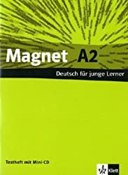 Magnet: Testheft A2 MIT Mini-CD
