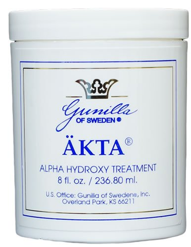 Gunilla of Sweden AKTA 10% Alpha Hydroxy Treatment - Pro Size