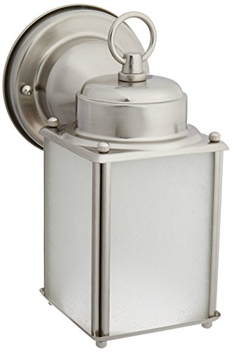 Progress Lighting P5986-09 GU24 Wall Lantern, 1-13-watt
