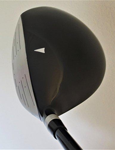 Mens M5 460cc Golf Driver Super Long Hitting and Accurate Ti Regular Flex Graphite 10 Degree Golf Club Max Distance