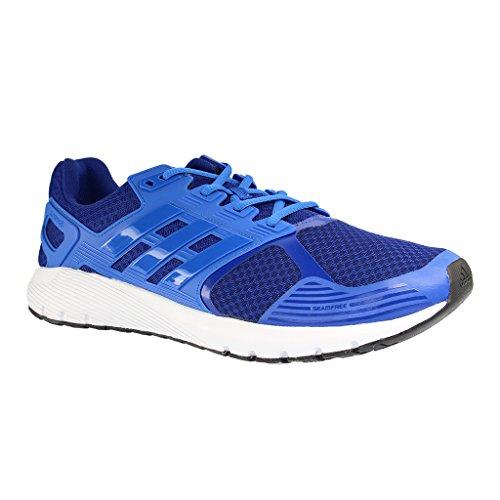 adidas Duramo 8 M, Zapatillas de Running para Hombre Azul (Mystery Ink/blue/solar Yellow)