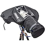Think Tank Photo Hydrophobia DM 300-600 V3 Camera Rain Cover for DSLR and Sony Alpha Series Full-Frame mirrorless Cameras with Lenses ranging from 300mm-600mm f/2.8