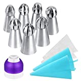 Best Decoration Tips - Cake Decorating Supplies Kit 20 PCS Set, Stainless Review