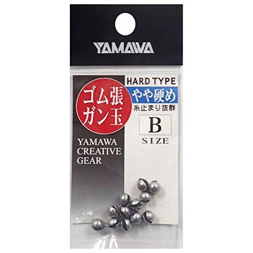 ヤマワ産業(Yamawa Sangyo) ゴム張ガン玉ハードタイプ / Bの商品画像