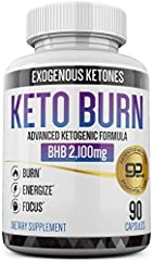 The Ultimate Keto Pills with Patented goBHB to Kickstart Your Ketosis: At Keto Caps we create effective supplements using only premium ingredients with scientifically backed dosages to provide you with quality keto nutraceuticals.  Our advanc...