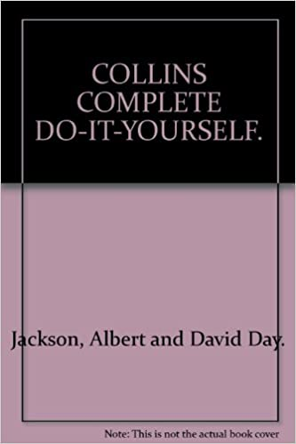 Collins complete do it yourself manual albert and david day collins complete do it yourself manual albert and david day jackson amazon books solutioingenieria Choice Image