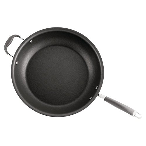Pemberly Row Nonstick Skillet in Gray