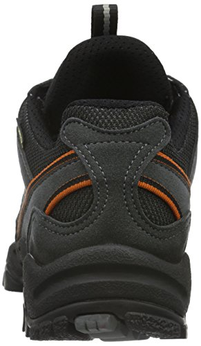 Lady GTX Trekking Hanwag Grey Walking and Shoes Low Anthracite Performance Women's 5gX54Er