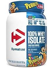 Dymatize Nutrition 100% Whey Isolate 28.2 Oz (1.76lb) (800g) Classic Chocolate, 1.7 Pound