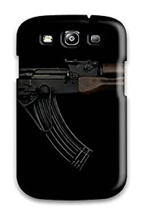 Galaxy High Quality Tpu Case/ Assault Rifle HaArlVF4255FjlSO Case Cover For Galaxy S3