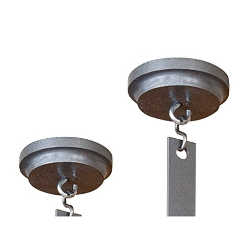 pot racks ceiling mounted enclume - 1