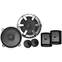 Audiobahn 5-1/4-Inch 2-Way ABC Series Component Car Speakers (ABC525J)
