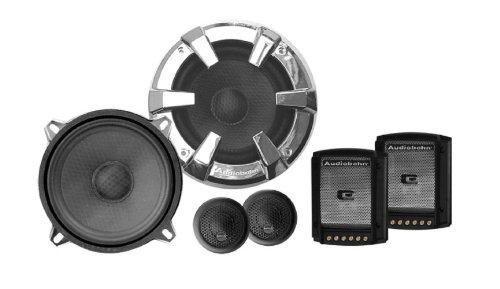 Audiobahn 5-1/4-Inch 2-Way ABC Series Component Car Speakers (Audiobahn Surround Speakers)