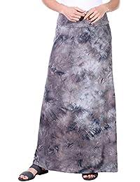 Popana - Falda Grande Convertible para Mujer, Estilo Informal, Talla Grande, Fabricado en Estados Unidos