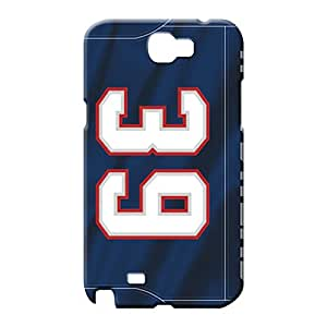 samsung note 2 Heavy-duty New style cell phone carrying shells new england patriots nfl football