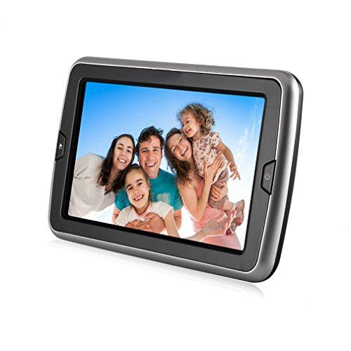 Headrest LESHP Ultra thin Digital Multimedia