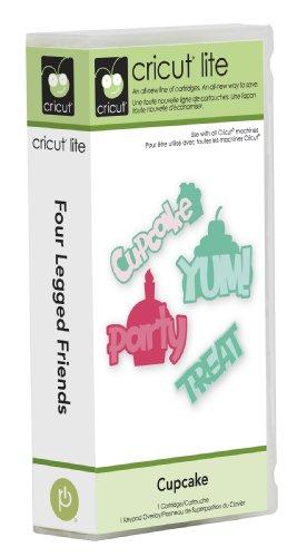 Cricut Lite Cartridge - Cupcake