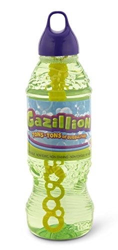 🥇 Gazillion Bubbles 1 Liter Bubble Solution