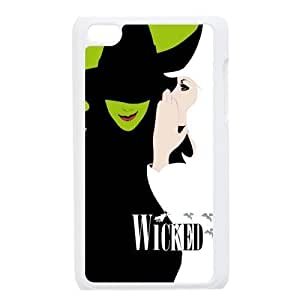 Cartoon Wicked Phone Case Cover Protection for ipod touch 4 4th 4g Plastic