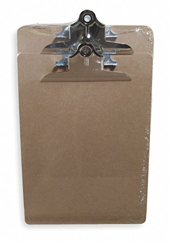 Clipboard Legal Light Brown PK2