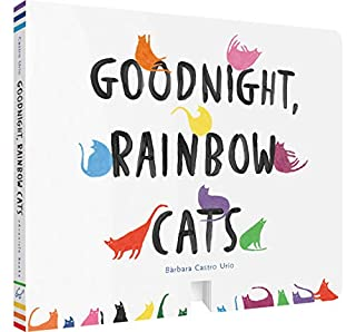 Book Cover: Goodnight, Rainbow Cats
