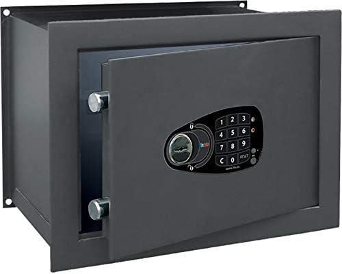 Btv M130277 - Caja fuerte we-3618 de empotrar electronica: Amazon ...