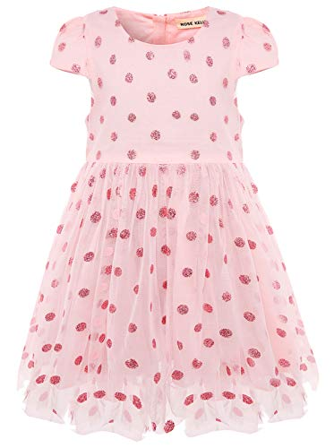 Bonny Billy Toddler Girls Special Occasions Birthday Party Dress 2t-3t Pink