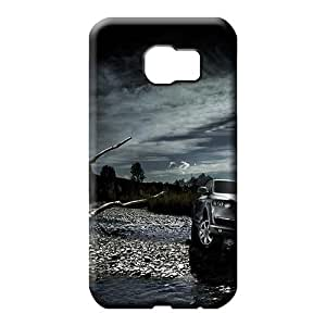 samsung galaxy s6 edge Classic shell Anti-scratch Fashionable Design phone cover case Aston martin Luxury car logo super