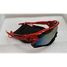 K-D cycling glasses Jawb Polarized - Red