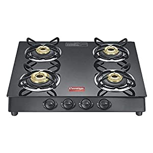 Bestselling 4 Burner Gas Stove with Manual Ignition in India 2020