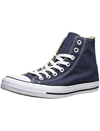 Chuck Taylor All Star Canvas High Top, Navy, 16 M US