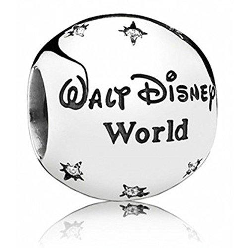 New Disney Pandora Parks Exclusives Walt Disney World Charm Bead