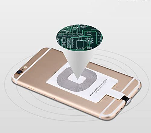 amzaonbascis Wireless Receiver Charging Compatible product image
