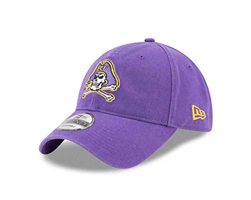 East Carolina Pirates New Era 9Twenty Core Adjustable Hat