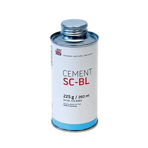 TIP TOP - Cemento speciale di riparazione pneumatici BL 225 g 515.936.5 95404500