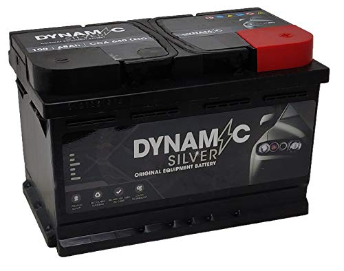 Dynamic 100DS Car Battery: