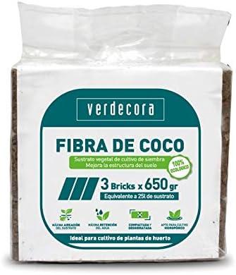 verdecora | Kit de Cultivo Huerto Urbano 60x40x40cm - Kit de ...