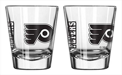 (Boelter Brands Philadelphia Flyers Game Day Shot Glass)