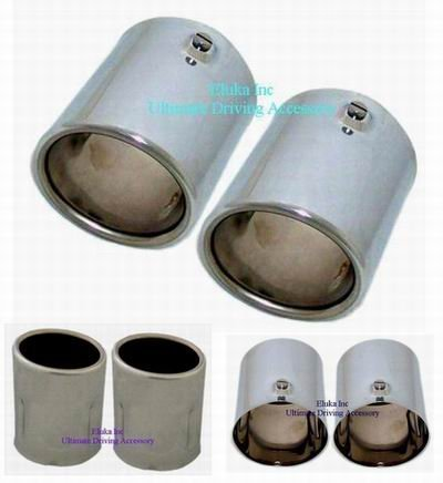 aust Tailpipe Tip for Z3 Roadster Coupe 2.8 (2.8 Coupe)