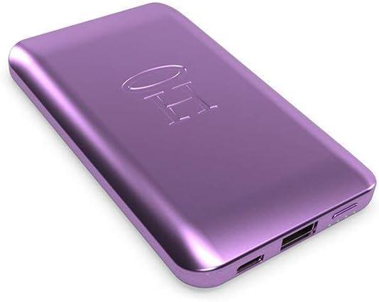 HALO - Pocket Power 6000 Portable Charger Bank for Metallic Purple