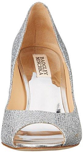 Sandal Women Mischka Wedge Badgley Abigail Silver q1Iwn5d5xC