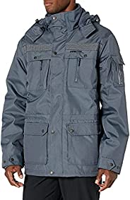 Arctix Men's Performance Tundra Jacket with Added Visibi