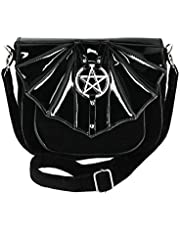 Restyle Night Creature Batwing Handbag Gothic Mini Bag